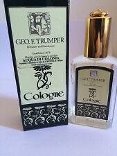 GEO F TRUMPER COLOGNE PROFUMO 50ML SPRAY ACQUA DI COLONIA GLASS RARO VINTAGE