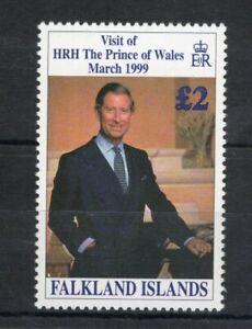 1999  Falkland Islands, Royal Visit, unmounted mint stamp