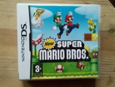 New Super Mario Bros Nintendo DS  Case ONLY No Game