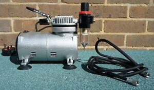 OSS, Airbrush compressor, Tank compressor with hose