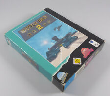 "Battle Isle 2 II en alemán Blue byte PC MSDOS Bigbox primero tirada 3,5"" Disk"