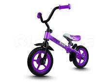 Laufrad für Kinder Metallrahmen Schutzblech EVA Reifen Ricobike RC-114 violett