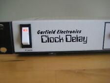 Garfield Electronics Clock Delay