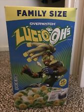 overwatch kellogs lucio ohs family size sealed cereal