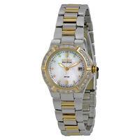 "Citizen Women's EW0894-57D Eco-Drive ""Riva"" Diamond-Accented Watch"
