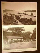 Venezuela nel 1903 Porto di Guanta affittato all'Italia Miniera di Naricual