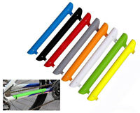 PLASTIC CHAINSTAY ROAD MTB BIKE BICYCLE CYCLE FRAME CHAIN GUARD PROTECTOR