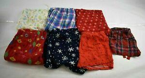 Old Navy Wholesale Bulk Lot of 7 Womens Large Pajama Sleepwear Pants