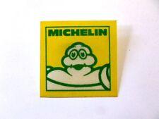 VECCHIO ADESIVO AUTO MOTO / Old Original Sticker OMINO MICHELIN (cm 6 x 6)