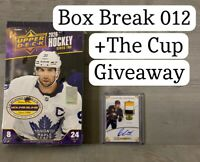 UD 20-21 Hobby Box Series 2 Box Break  + The Cup Giveaway - RANDOM TEAMS - 012