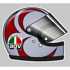 M.ROUGERIE helmet Sticker