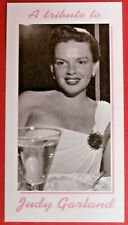 JUDY GARLAND - Card # 06 individual card - Tribute Collectables - 2010
