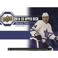 2019-20 Upper Deck Series Two Canvas Base Young Guns and POE Pick From List