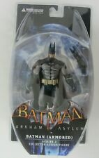 DC Direct Batman Arkham Asylum BATMAN (ARMORED) Series 2 Figure Sealed  2011