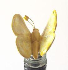Tapones y corchos amarillos para botellas