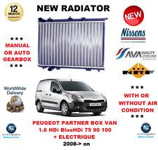pour Peugeot Partner boîtier VAN 1.6 HDi BlueHDi 75 90 100 ELECTRIQUE 2008>