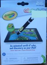 Crayola Color Studio HD for iPad - BRAND NEW PACKAGE - iMARKER DIGITAL STYLUS