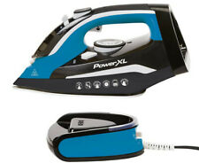 PowerXL Cordless Iron and Steamer Deluxe
