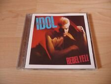 CD Billy Idol - Rebell Yell - 1999 - Expanded - 14 Songs
