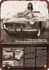MG Automobile Advertising Collectables