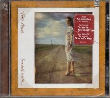 "TORI AMOS ""SCARLET'S WALK"" RARE U.S. CD WITH STICKER / SEALED WITH PUNCH HOLE"