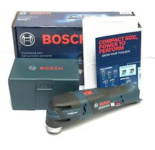 BOSCH Max EC Brushless Starlock Oscillating Multi-Tool GOP12V-28N (Bare) New