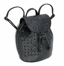 Cute Mini Leather Backpack Fashion Small Daypack Purses for Girls and Women