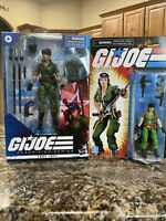 "Lady Jaye Classified Series and Retro 3.75"" by Hasbro"