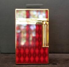 Rare Limited Edition S.T. Dupont Vertigo II Lighter and Pen Set #199/400
