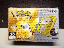 Pokemon 2ds, 3ds, Pikachu, new sealed