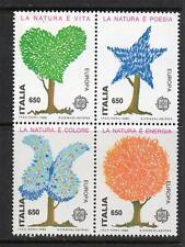 ITALY MNH 1986 SG1921-1924 EUROPA