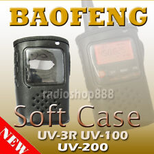 BAOFENG UV-100 UV-3R UV-200 Original Softcase NEW