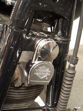 Original Harley - Davidson Schloss mit Edelstahlhalter