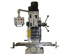 KAMI Bohr- und Fräsmaschine FKM 350PD NEU