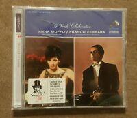 ANNA MOFFO - A VERDI COLLABORATION  CD 8 TRACSK OPER/KLASSIK NEW+ VERDI