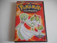 DVD - POKEMON ADVANCES BATTLE VOL 5 / SAISON 8