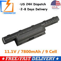 6/9 Cell Battery for Acer Aspire 4551 4741 5750 7551 7560 7750 AS10D31 AS10D51