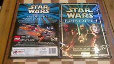 STAR WARS EPISODE 1 The Phantom Menace Merlin Sticker Album 1999 100% Complete