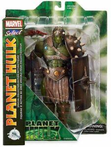 Marvel Select Planet Hulk Action Figure - UK Seller