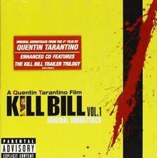 Kill Bill Vol. 1 - Soundtrack CD 2003 Warner Germany EXC Cond OST