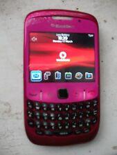 BlackBerry Curve 8520 - Pink Vodafone Smartphone