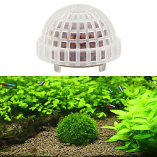 Natural Mineral Aquatic Moss Ball for Aquarium Crystal Red Shrimp Fish Tank HOT