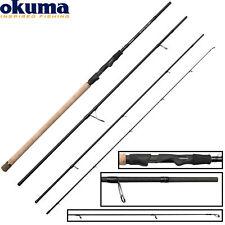 Okuma Epixor Travel Spinnrute 3m 10-36g - Reiserute zum Meerforellenangeln
