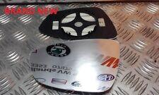 NEW VW PASSAT CC 2007-2012 HEATED DOOR WING MIRROR GLASS PASSENGER SIDE