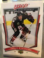 07-08 Upper Deck MVP #16 Jason Williams