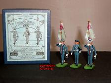 Britains 3071 Collectors Club RAF Squadron Colour Sergeant FLAGBEARERS Set