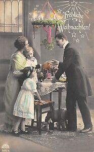 BG8287 family festive table children weihnachten christmas greetings germany