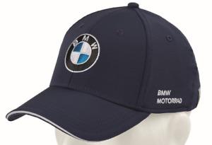 New BMW 2021 Sport Ball Cap Unisex Navy #76617923433