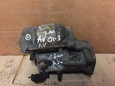 TOYOTA AVENSIS 2001-03 2.0 D4D DIESEL STARTER MOTOR GENUINE 28100-64300 #805