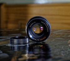 Voigtlander colore-Ultron 50mm f1.8 messa a fuoco manuale focale fissa (M42)